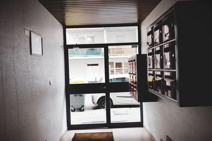 automatizar puerta portal