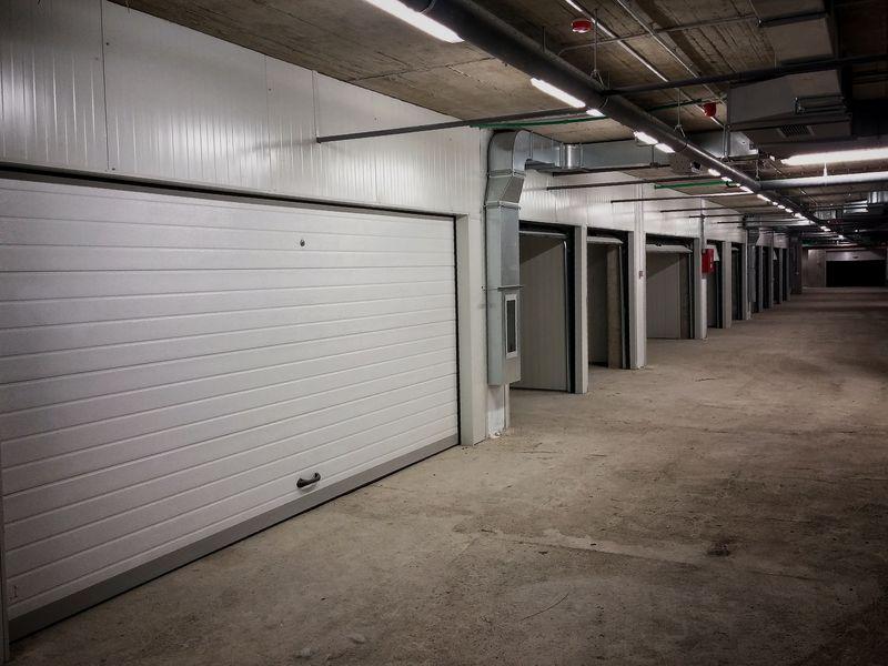 normativa puertas garaje comunidad